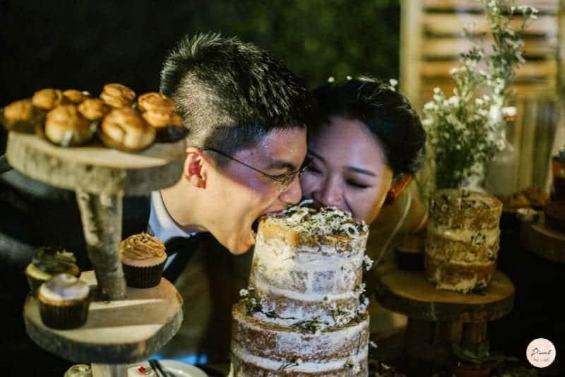 mâm quả đám cưới sang trọng